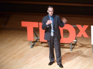 Robert J. Moore at TEDxPhilly 2010