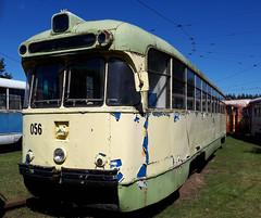 Daugavpils Satiksme RVR Tram 056 retired