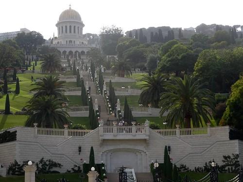 Baha'i tuinen in Haifa | by tijsopreis