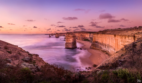 The Apostles at Sunset   by mark.iommi