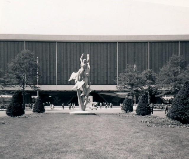 United States Pavilion - 1964 / 1965 New York World's Fair