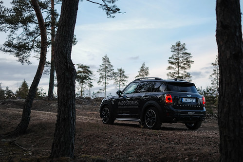 Mini Countryman Coopers S 2017 | by Janitors