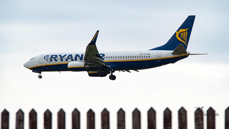 Boeing 737NG Ryanair