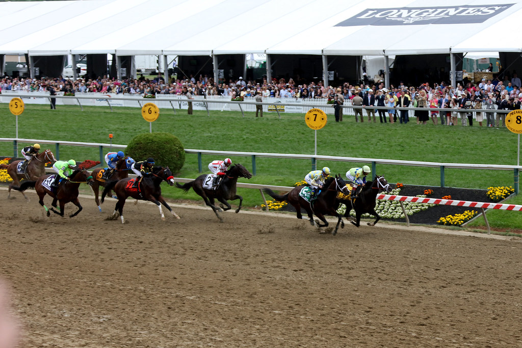 Preakness Stakes 2020 Location And Date Deferred; No New Date Is Set