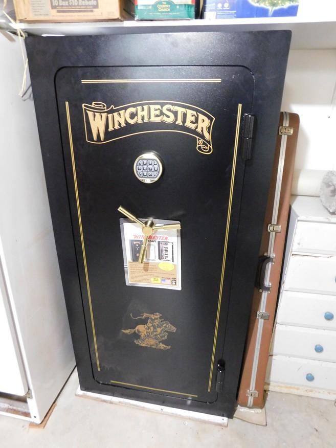 Winchester gun safe | thornhill3 | Flickr