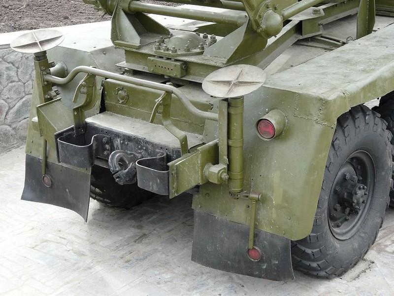 BM-13 on ZiL-157 6