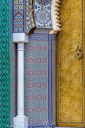 Royal Palace - Fes, Morocco | by Phil Marion (173 million views - THANKS)