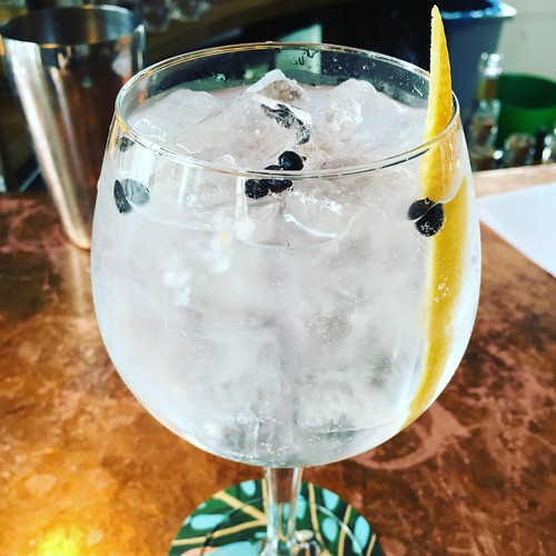 Portobello Road gin and tonic | by sarahstierch