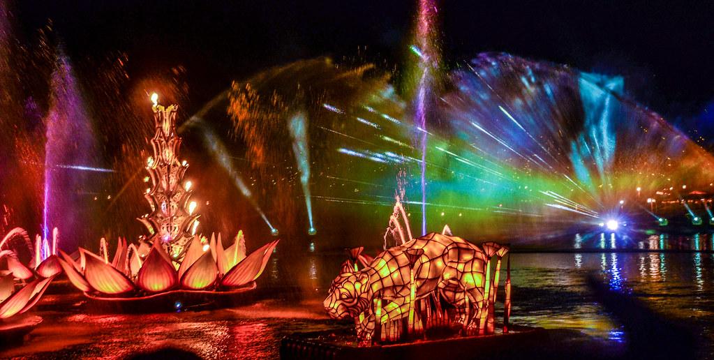 Tiger lotus fire RoL