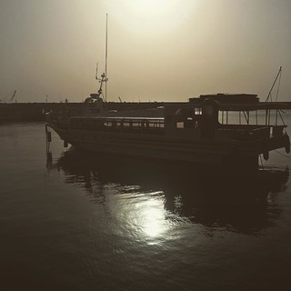日差しがあると暑くなって来ました😄  #笹川流れ遊覧船 #日差しが暑い   by mamezo1966