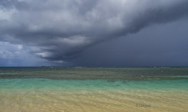 De l'orage dans l'air /// Storm coming