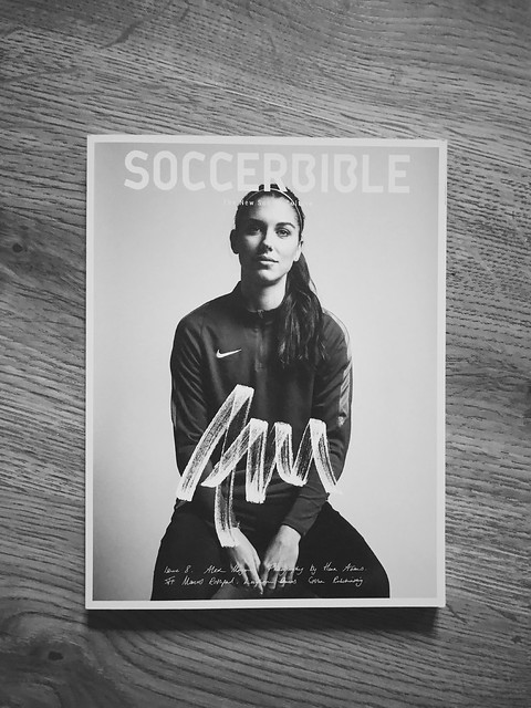 Soccerbible: Alex Morgan