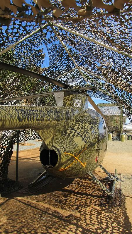 Hughes OH-6A 6