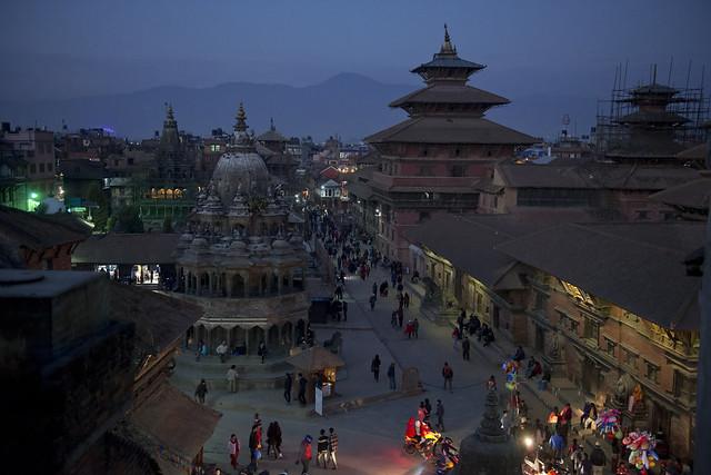 NPL - Durbar Square - Patan
