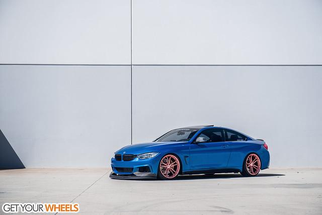 BMW 435i - M632