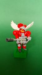 Lechistan Knight (flamethrower)