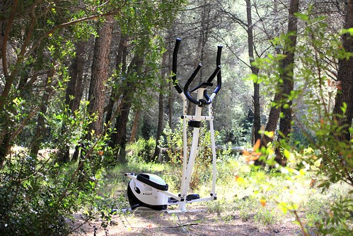 The real outdoor fitness studio   by mondamo