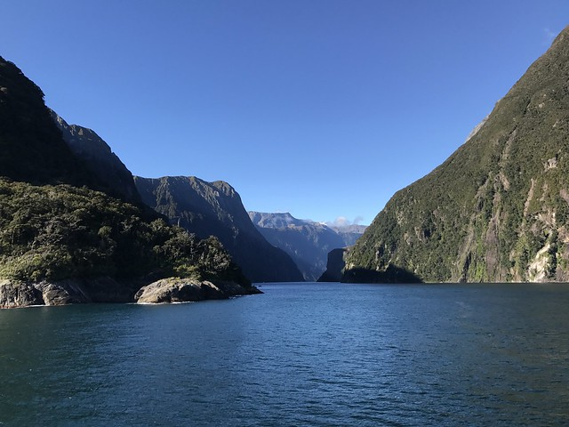 Mouth of the Milford Sound