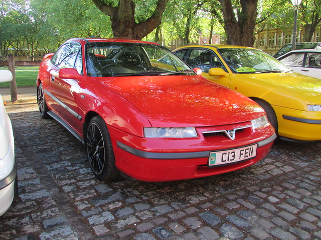 Vauxhall Calibra V6 C13FEN