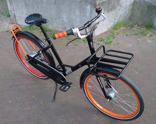 WorkCycles Gr8 Black-Red-Orange-4