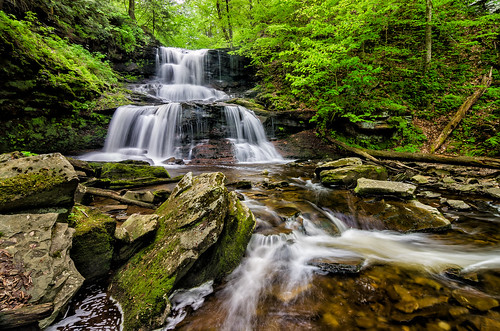 Tuscarora Waterfall | by JBMarro