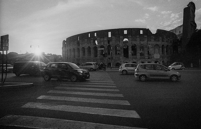 Rom, Roma, Rome