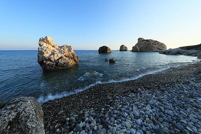 Cyprus : Petra Tou Romio