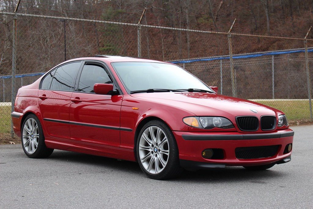 Imola Red Bmw E46 Zhp 8two8automotive Flickr