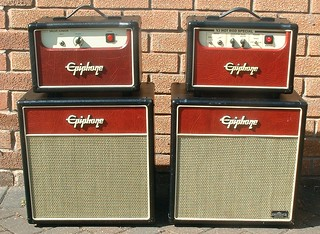 Epiphone Valve Juniors | by Fullmoon1971