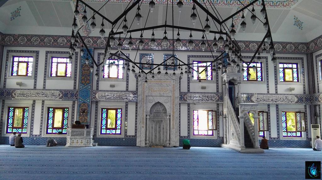 Kuyularönü Camii | The main prayer hall in Kuyularönü Camii … | Flickr