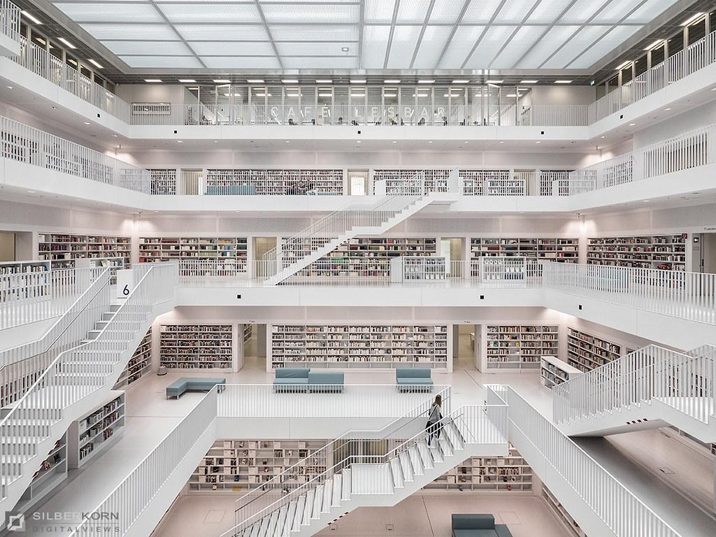 Öffnungszeiten stadtbibliothek stuttgart