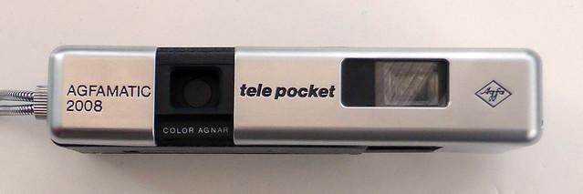 Agfamatic 2008 tele pocket