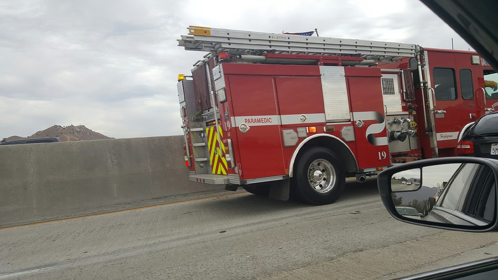 Riverside County Fire Department (CAL FIRE) Engine 19 (E19…   Flickr