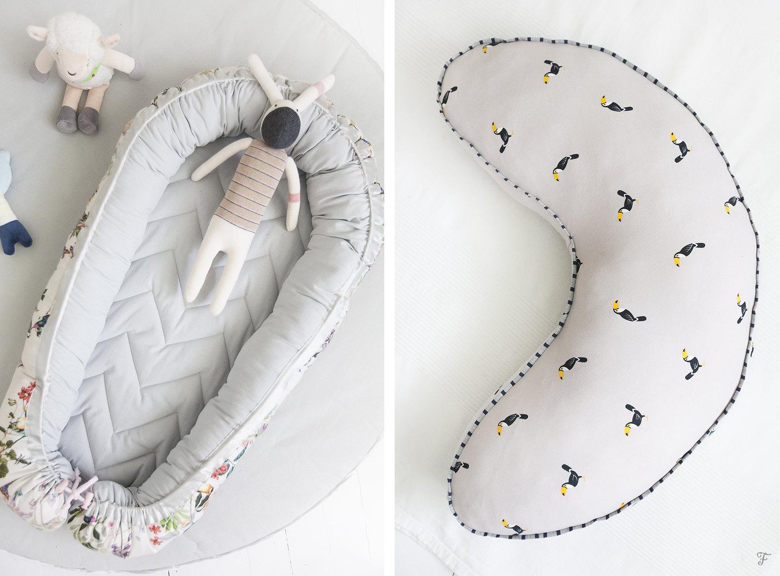 baby gear diy nest play pad eye stimulant fensismensi