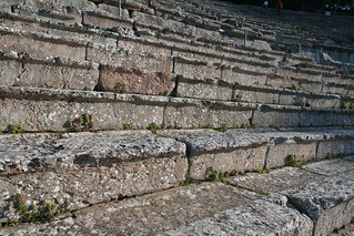 Epidaurus Theater, 4th century BC, Greece