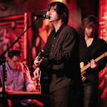 Mon, 10/04/2017 - 6:59pm - Son Volt performs for lucky WFUV listeners and a live broadcast from The Cutting Room in NYC. April 10, 2017. Hosted by Darren DeVivo. Photo by Gus Philippas.