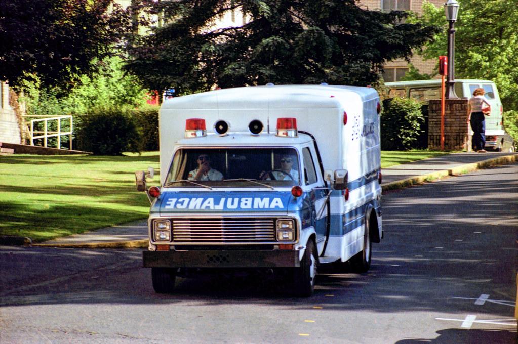 AA Ambulance Service - Portland EMS