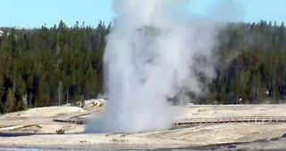 Beehive Geyser eruption (8:59-9:04 AM, 4 May 2017) 1 | by James St. John