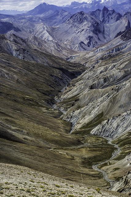 Kharnak Valley in Ladakh