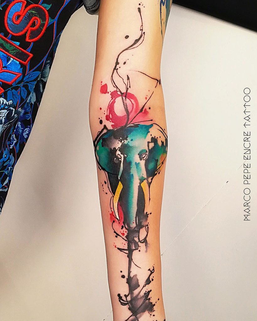 Tattoo By Marco Pepe More Marco Pepe Tattoos Wwwworldtat