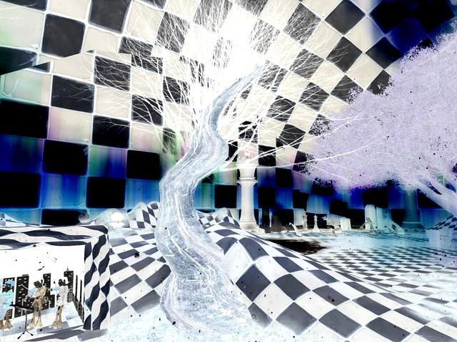Chess Wonderland - .. Cica Tree II