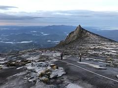 Mount Kinabalu South Peak Paragliding