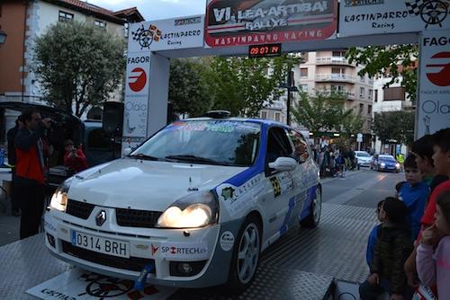 VI. Lea-Artibai Rallya