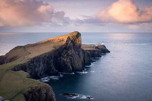 scotland lighthouse fujixpro2 xf23mmf14 glendale unitedkingdom gb