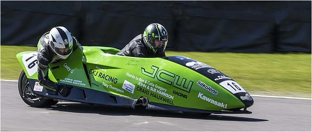 Kawasaki 1000cc, Wirral 100, Oulton Park UK