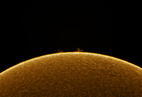 Solar protuberances | by Tommi R