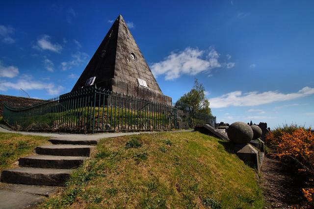 Star Pyramid Stirling