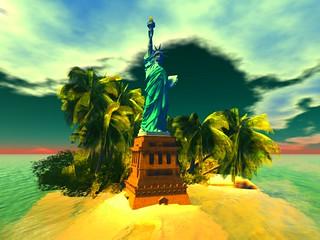 Ocean Shores Surf Beach  - Tropical Liberty II | by mromani50