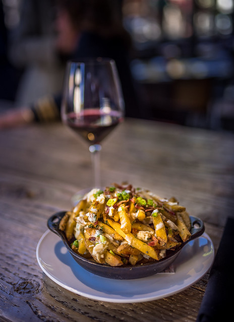 Dirty Fries at the Grange Restaurant
