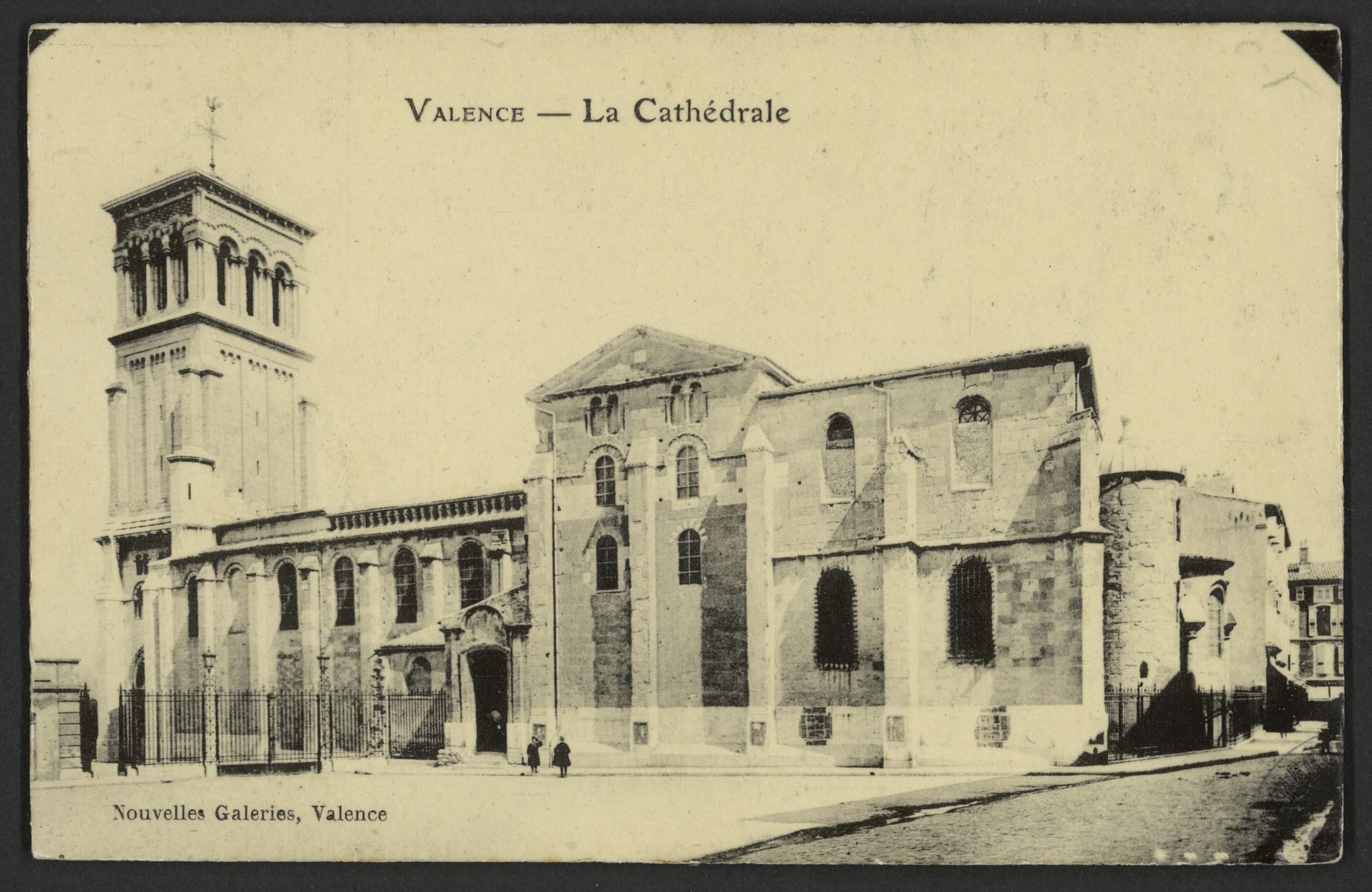 Valence - La Cathédrale